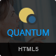 Quantum - Responsive HTML5 Business Template - ThemeForest Item for Sale