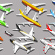 Vector Isometric Airplane - GraphicRiver Item for Sale