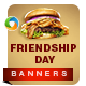 Friendship Day Banners