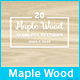 20 Maple Wood Seamless Background Textures - GraphicRiver Item for Sale