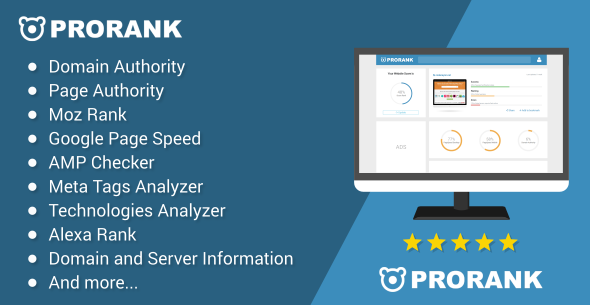 ProRank - Analyzer stats website - CodeCanyon Item for Sale