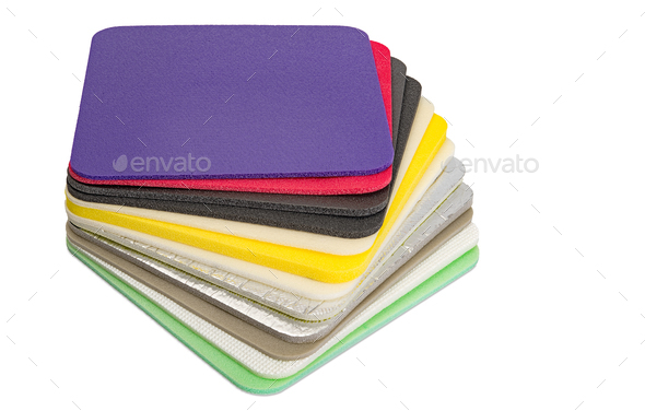 Foam, Polyethylene Multi Color Material Shockproof Closed Up