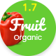 Fruit - Organic Food Shop RTL Responsive WooCommerce WordPress Theme Nulled