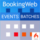 Institute Booking System - Events & Batches Booking
