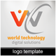 World Technology - GraphicRiver Item for Sale