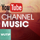 Music Channel - Youtube Banner Template