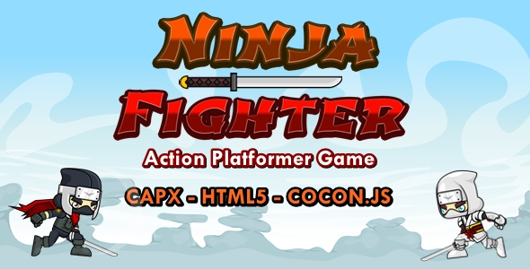 CodeCanyon Ninja Fighter 20363414