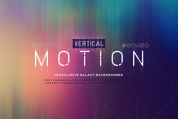 GraphicRiver Abstract Vertical Motion Backgrounds 20363461