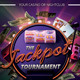 Casino 4x6 Flyer - GraphicRiver Item for Sale
