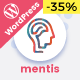 Mentis Psychotherapist WordPress Theme - ThemeForest Item for Sale