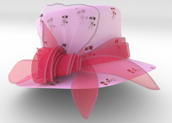 3DOcean Hat 20364129