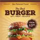 Burger Flyer - GraphicRiver Item for Sale