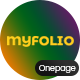 Myfolio - Onepage Personal Portfolio HTML5 Template - ThemeForest Item for Sale