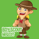 Boy Scout Vector Pack - GraphicRiver Item for Sale