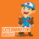 Exterminator Vector Pack - GraphicRiver Item for Sale