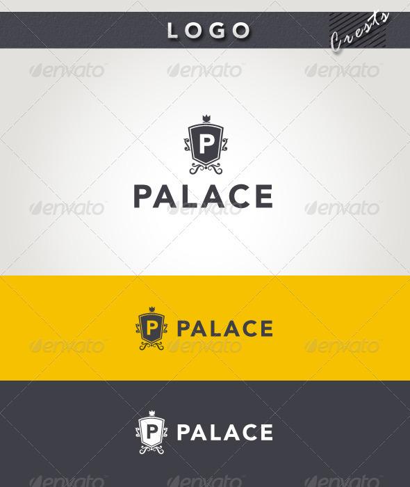 Palace Logo - Crests Logo Templates