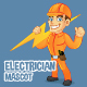 Electrician Mascot Pack
