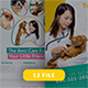 Bundle Flyer Pet Medical Care and Service Clinic
