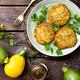 Vegetable zucchini pancakes - PhotoDune Item for Sale