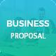 Business Proposal Google Slides Template 2017
