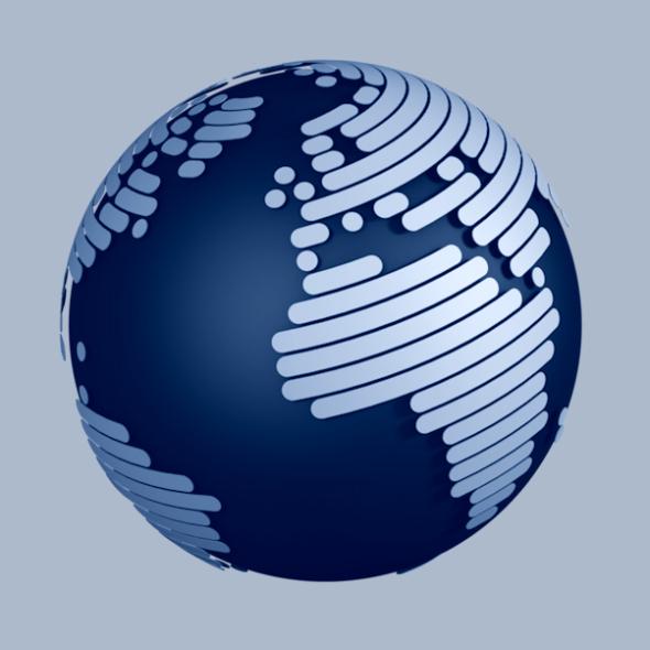 Broadcast Globe - 3DOcean Item for Sale