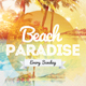 Beach Paradise - PSD Flyer Template - GraphicRiver Item for Sale