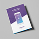 Brochure – Mobile Apps Bi-Fold - GraphicRiver Item for Sale