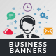 Customer Services Banners