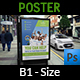 Volunteer Poster Template - GraphicRiver Item for Sale