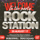 Rockstation Flyer/Poster Vol.5