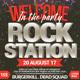 Rockstation Flyer/Poster Vol.5 - GraphicRiver Item for Sale