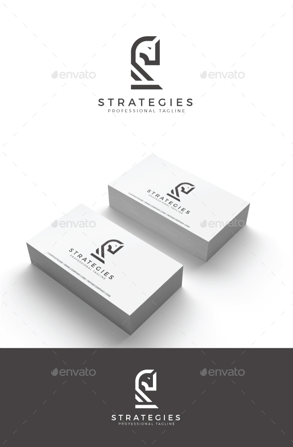 GraphicRiver Strategies Logo 20365769