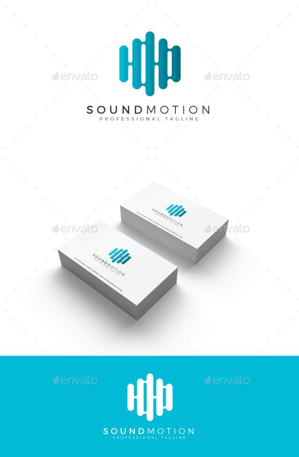 Sound Motion Logo - Abstract Logo Templates