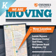 We Are Moving Flyer Templates - GraphicRiver Item for Sale