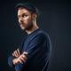 The young man in cap at studio - PhotoDune Item for Sale