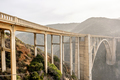 Bixby Creek Bridge on Highway 1, California