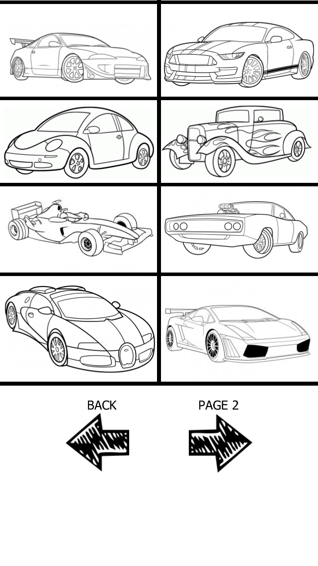 How To Draw - Cars | Android & iOS | Admob & Charboost | Easy ...