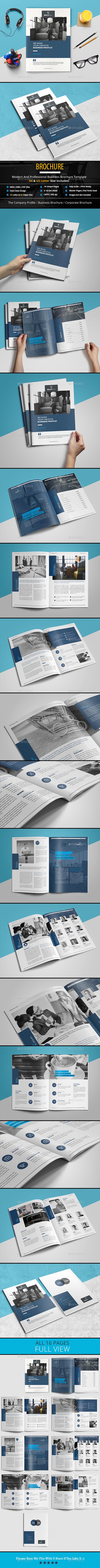 GraphicRiver Brochure 20367452