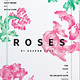 Roses Summer Facebook Cover