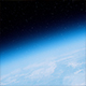 Flying Above Earth Through The Atmosphere - VideoHive Item for Sale