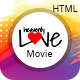 Heavenly Love - Cinema/Movie Bootstrap 3 HTML Template