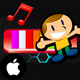 PIANO FOR KIDS - iOS Xcode