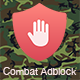 Combat Adblocker - Anti Adblock Plugin