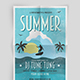 Summer Party Flyer vol. 9