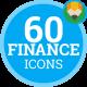 Economy Finance - Flat Icons