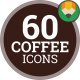 Coffee Shop Cafe Icons