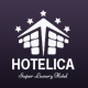Hotelica - One Page Hotel WordPress Theme - ThemeForest Item for Sale