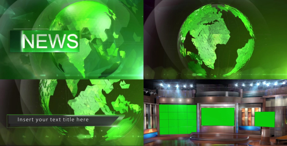 Earth News Package