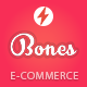 Bones - AMP E-Commerce Mobile Template - ThemeForest Item for Sale