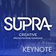 Supra Multipurpose Keynote Presentation - GraphicRiver Item for Sale